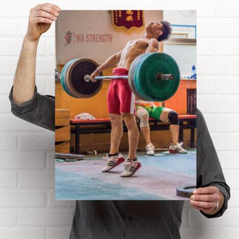 Vertical Poster - 18x24