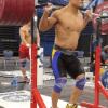 Chinese training shorts