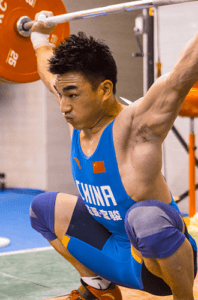 Chinese knee sleeves